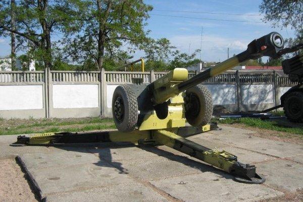 122-мм гаубиця Д-30(2А18)
