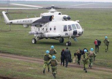 Нова ротація вертолітників для Ліберії не літає – нема пального
