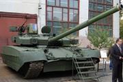 """Члени військової делегації Королівства Таїланд ознайомилися з бойовими можливостями українського танка """"Оплот"""""""