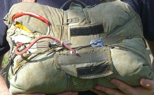 З Одеси до Ірану мало не вивезли 95 парашутів