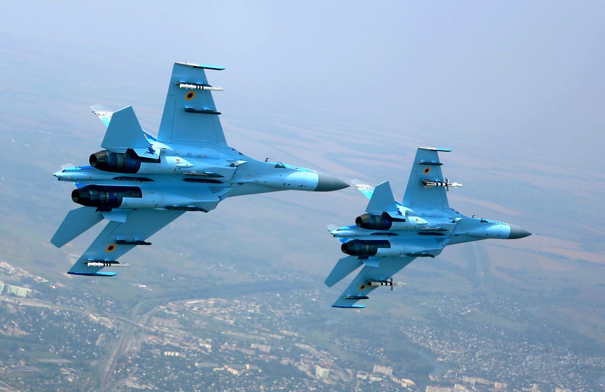 Повітряні Сили відпрацьовують взаємодію під час навчань «Південний вітер — 2016»