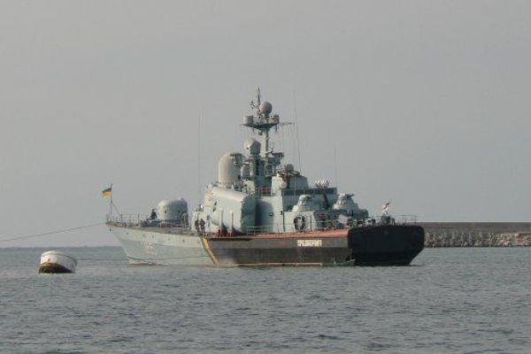 """U-155 Корвет """"Придніпров'я"""""""