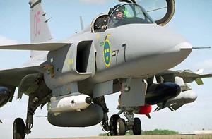 Швеція модернізує винищувачі Gripen