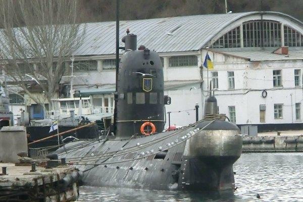 """Підводний човен """"Запоріжжя"""" ВИЙШОВ ІЗ СУДОРЕМОНТНОГО ЗАВОДУ! (ОНОВЛЕНО: ФОТО + ВІДЕО)"""