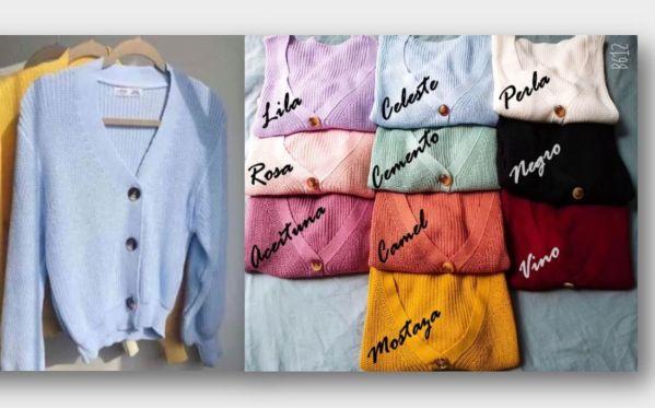 Cardigan Colores