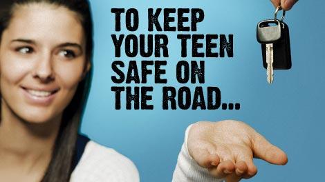 driving safe