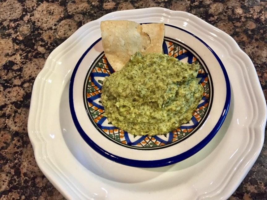 Meatless Monday – Spinach Artichoke White Bean Dip