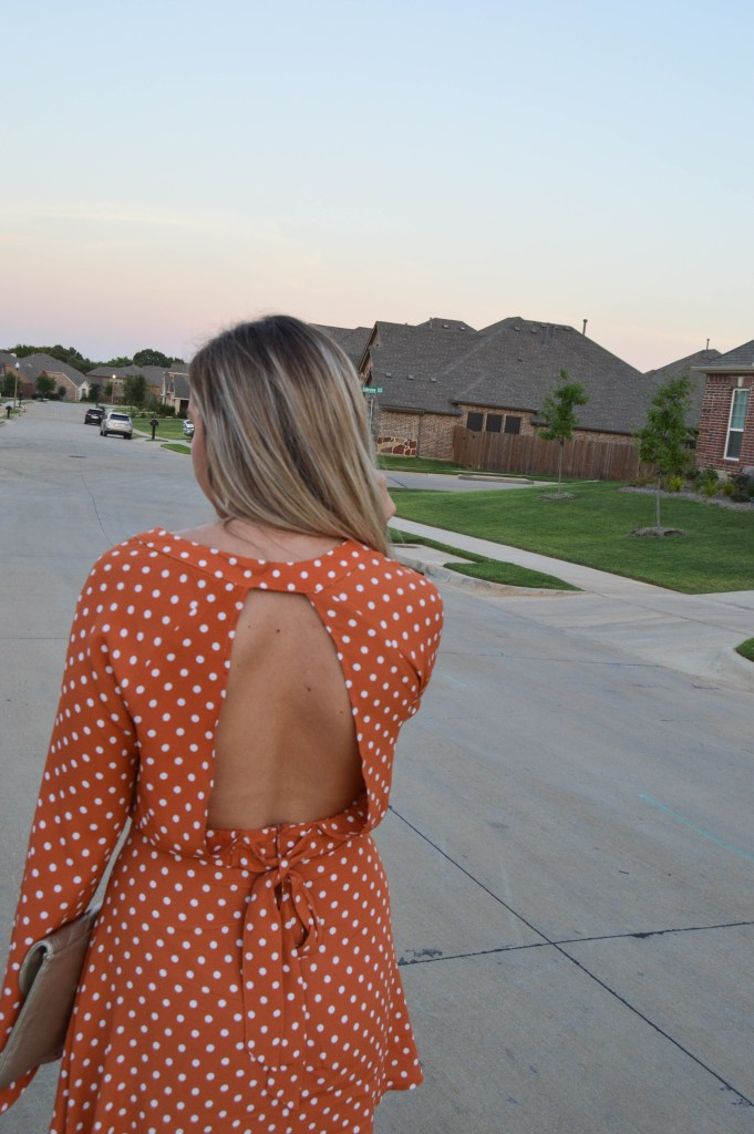 The Perfect Date Night Dress {Call Me Dotty}
