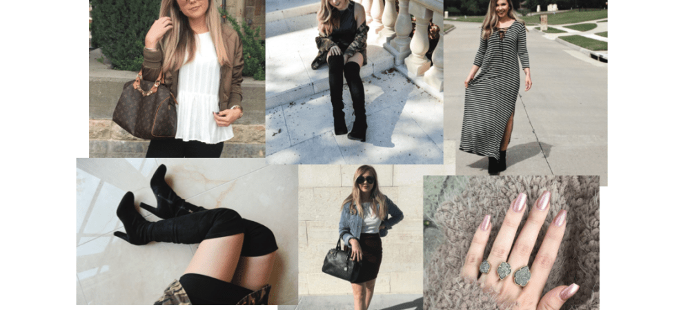 Instagram Roundup {First Edition Style}