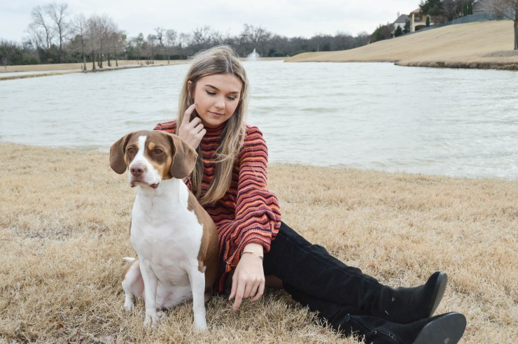 Milan Merlo, Dallas Lifestyle Blogger Milan Darling