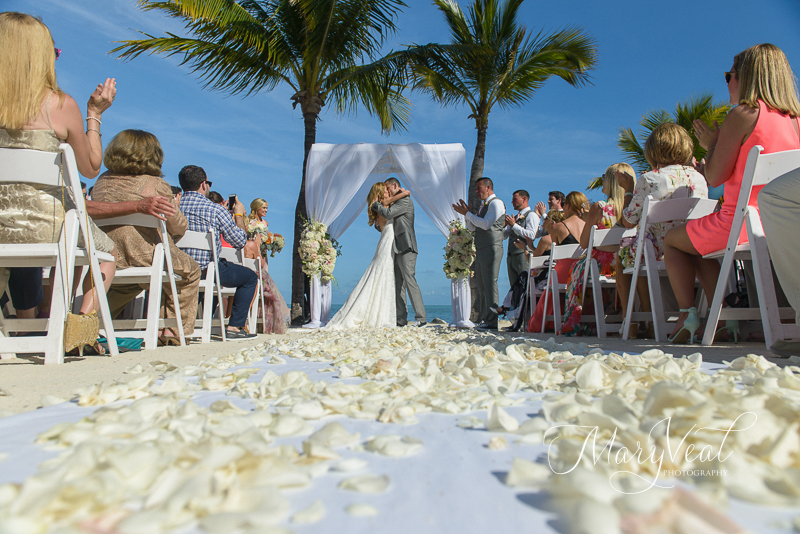 Sunset Park Wedding in Marathon Key