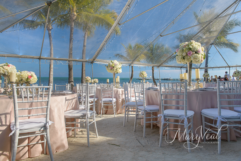 Sunset Park Wedding in Marathon Key