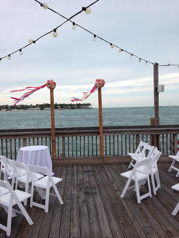 Ocean Key Pier
