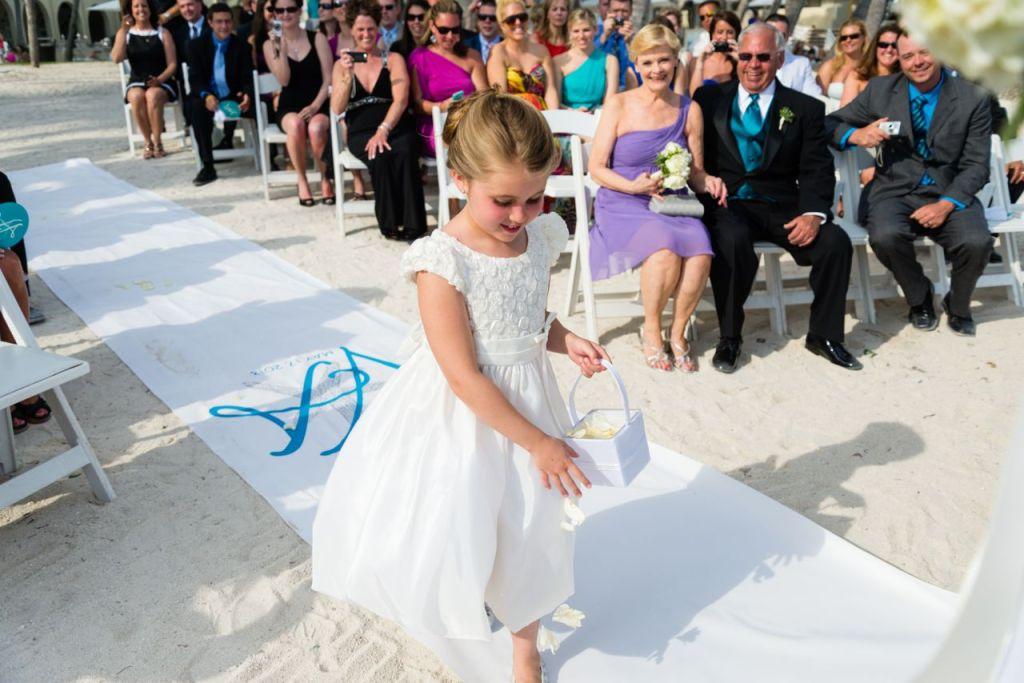 Westin Resort, Key West wedding