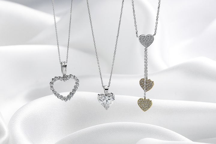Valentine's Day Special Cara Pendants