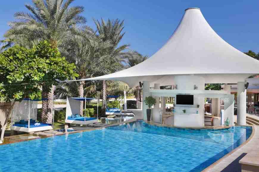 The Ritz-Carlton, Dubai, JBR - La Baie Lounge Pool Bar
