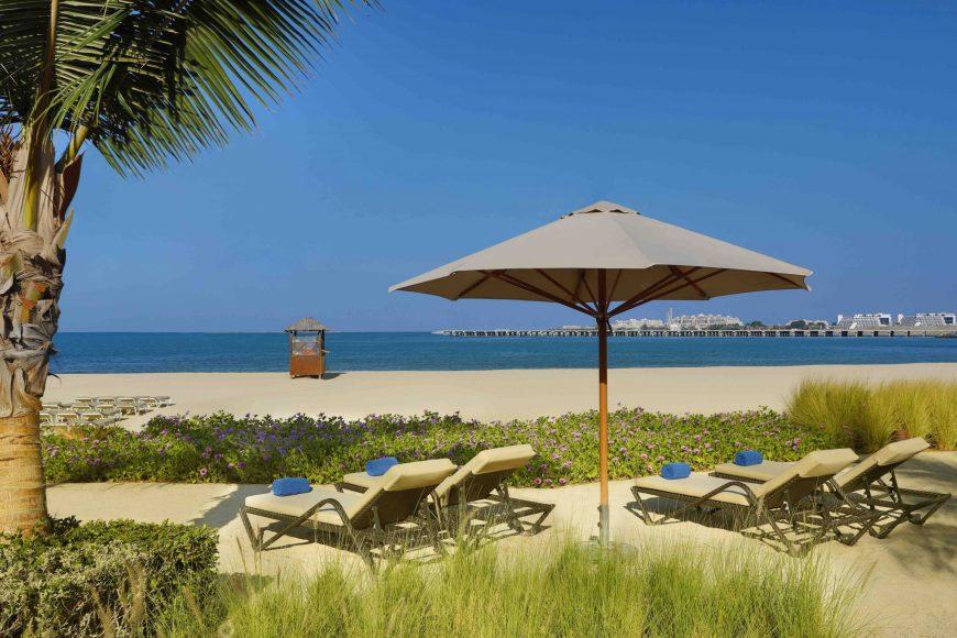 The Ritz-Carlton, Dubai, JBR - Private Beach
