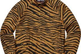 Wool Harrington Jacket