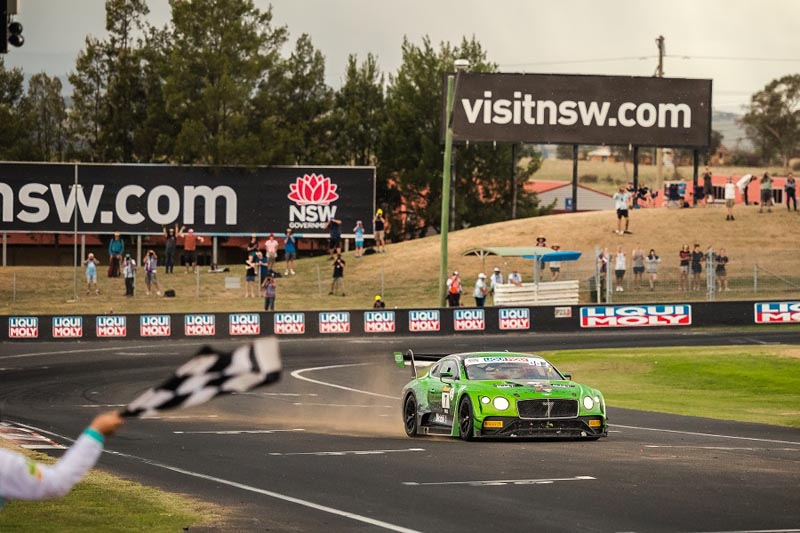 2020 Bathurst 12 hour. Mount Panorama, Bathurst, Australia Thursday 30th January to Sunday 2nd February 2020. World Copyright: Daniel Kalisz Photographer