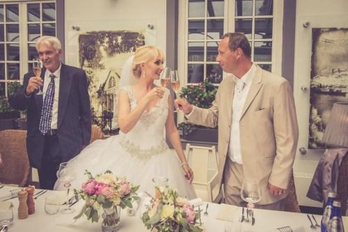 Svadba v Bratislave v Au Cafe, pripitok
