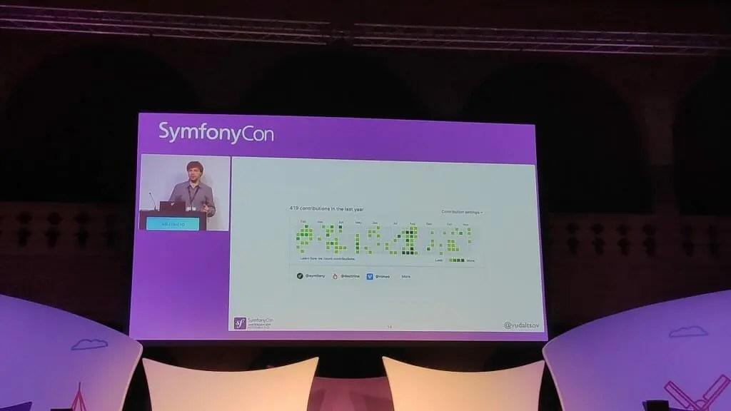 SymfonyCon 2019 - Symfony contributing