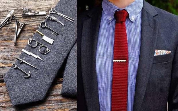 Όσα θέλετε να ξέρετε για τα κλιπ γραβάτας