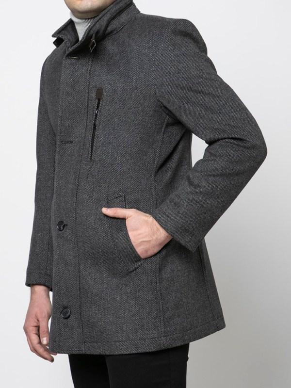 Ημίπαλτο grey P. Friedman 189€-129€