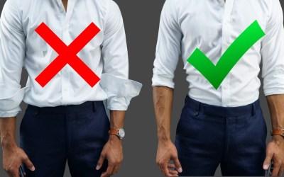 Δέκα tips για το ανδρικό ντύσιμο