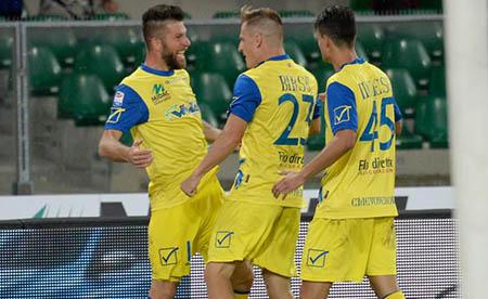 Serie A 04 Chievo - Inter 21 agosto 2016