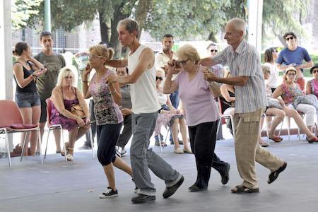 MIlano Danza Anziani