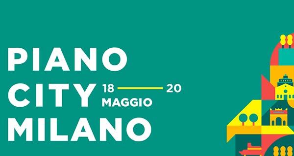 """Dal 18 al 20 maggio a Milano la settima edizione di """"Milano Piano City"""""""