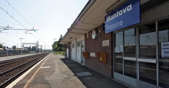 Protezione civile: esercitazione alla stazione ferroviaria di Mantova Frassine sabato 20 ottobre