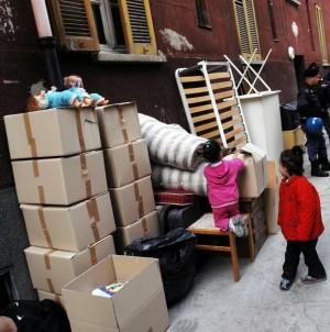 Morosità, 10mila famiglie sfrattate i fondi per aiutarle non ci sono più