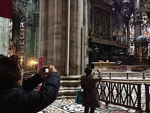 Milano, nel Duomo si pagherà anche per scattare le fotografie