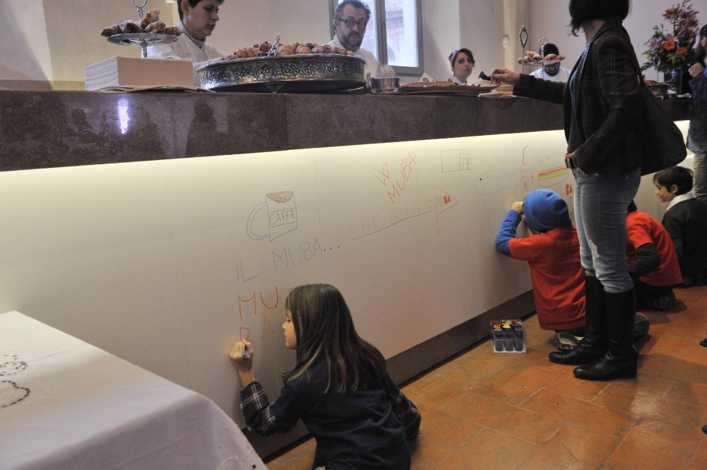 Muba, a Milano il primo museo dedicato ai bambini