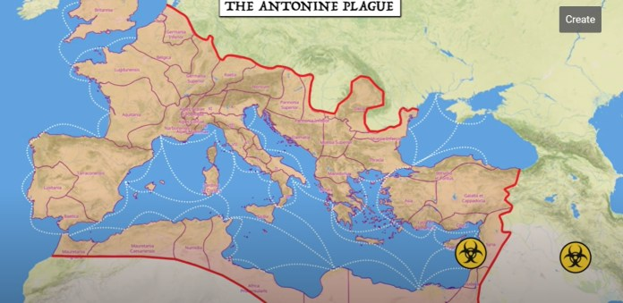 ANCIENTS MONTH: Surviving a Pandemic in Ancient Rome - The Antonine Plague | MILANO411