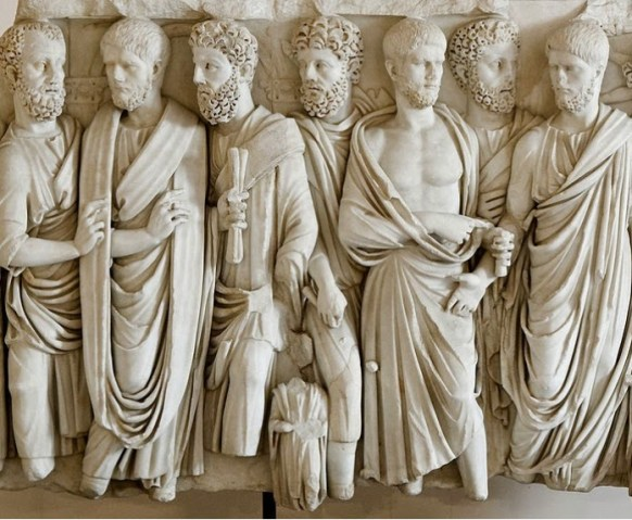 ANCIENTS MONTH: Homosexuality in Ancient Rome | MILANO411
