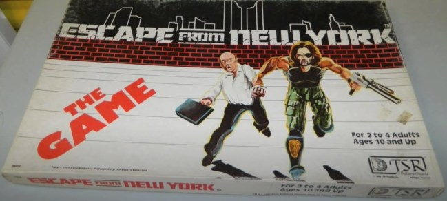 Escape From New York (1981) Retrospective / Review (RE-UPLOAD)   MILANO411