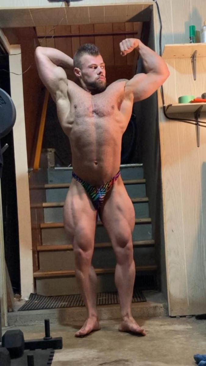 DAVID ISSUE: J.j. Schelling Shares His Muscle Secrets | MILANO411