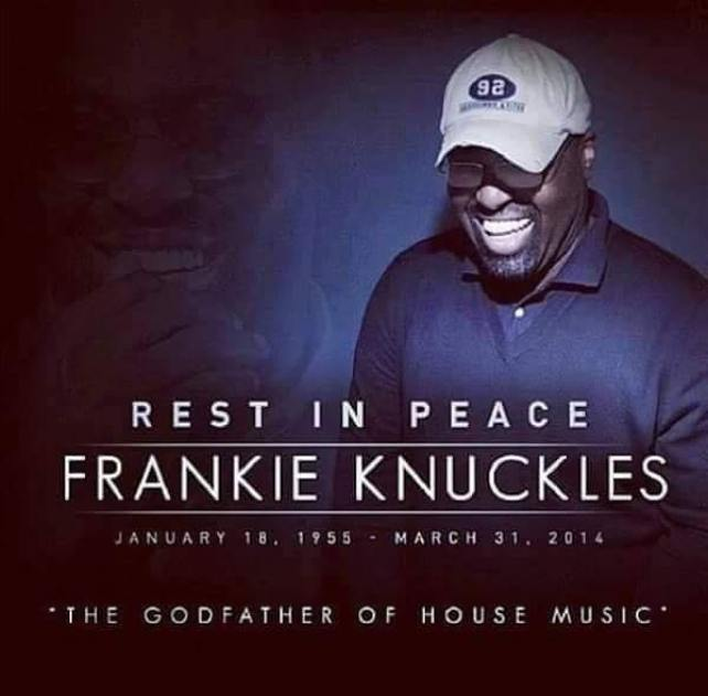 Frankie Knuckles (Feat. B. Slade): Get Over U (Director's Cut Mix) | MILANO411