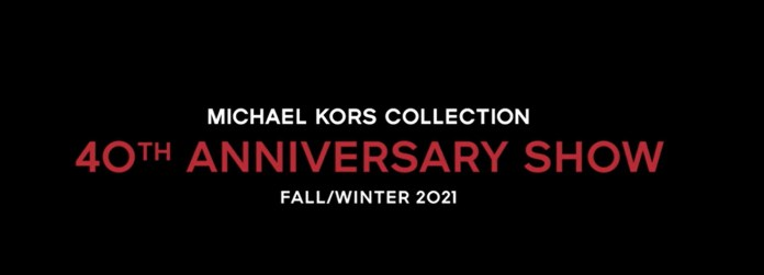 Michael Kors Collection Fall/Winter 2021—The 40th Anniversary Runway Show | MILANO411