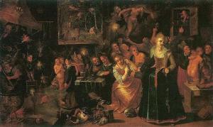 Sabba delle streghe di Goya