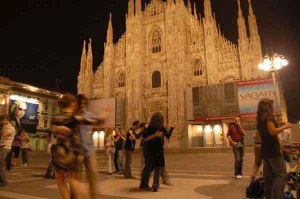 una magica serata di tango illegal decisamente milanese