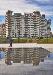 CityLife vista da Luigi Alloni fotografo