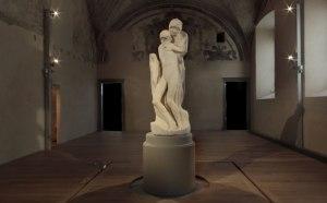 Il nuovo allestimento all'Ospedale degli Spagnoli al Castello Sforzesco, con ingresso dedicato, a pagamento! (foto bitculturali.it)