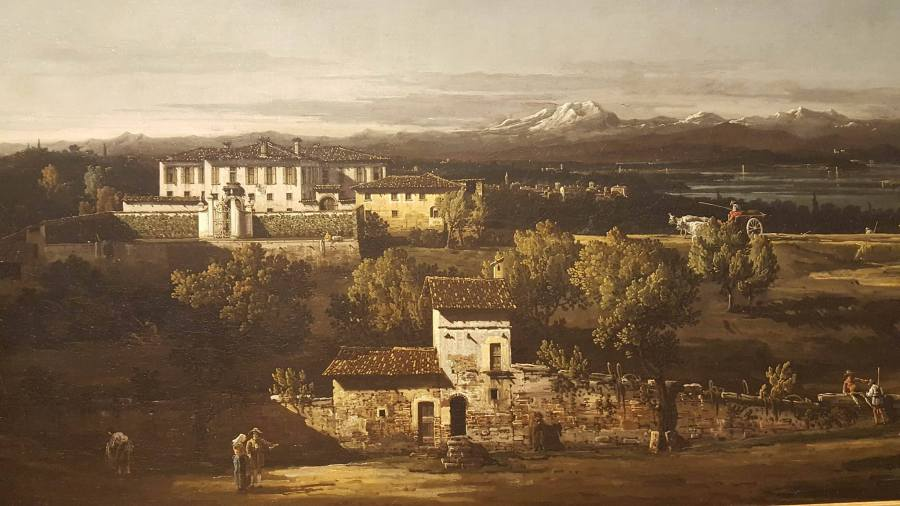 Villa Perabò, Gazzada, Lombardia, 1744