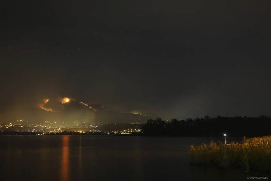 Incendio foto 1