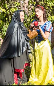 Biancaneve e la Strega Crimilde