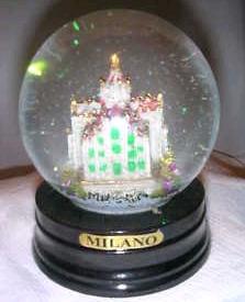 Italia in miniatura - souvenir da Milano
