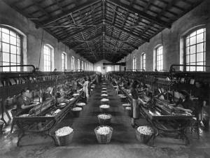 Bocchese 1908, historical silk factory in Vicenza